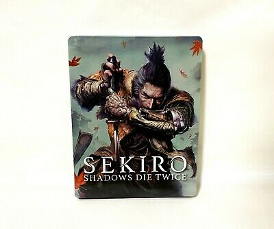 Video Games & Consoles Capcom Sekiro Shadows Die Twice Geo Limited Steel Book Only From Japan Ps4 New