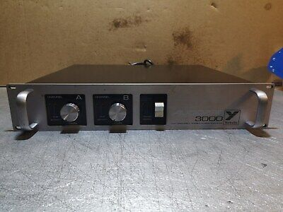 Yorkville Audiopro 3000 Professional Power Amplifier - Great Used Condition -