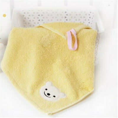 New Washcloth Bear Handkerchief Water Absorption With Hanging Rope Towels G