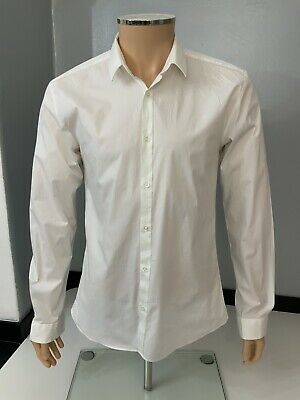 8ca1d802e NEW HUGO BOSS Casual Mens Regular Slim Fit Short Sleeve Shirt Rrp ...