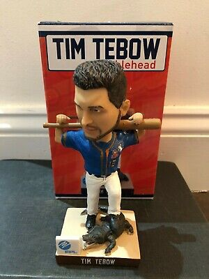 TIM TEBOW ST LUCIE METS LIMITED EDITION BOBBLEHEAD PRE SALE FPL FLORIDA GATORS