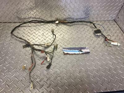 Phenomenal New Yamaha Banshee Wiring Harness Complete Oem Replacement 1987 1994 Wiring 101 Ferenstreekradiomeanderfmnl
