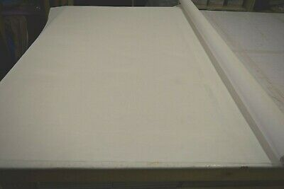 35 Yards Textilene R 90 White Solar Screen Fabric Block 72 Wide