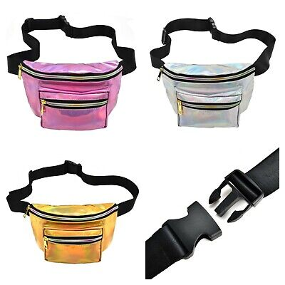 378ac38a44a9 FANNY PACK FESTIVAL Outdoor Travel Crossbody Hip Bag Waist Pack (80's Style)
