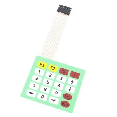 4x5 Matrix Array 20 Key Membrane Switch 5X4 Keyboard Keypad Key For Arduino
