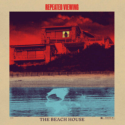 Repeated Viewing The Beach House ltd Coloured Vinyl LP NEW sealed