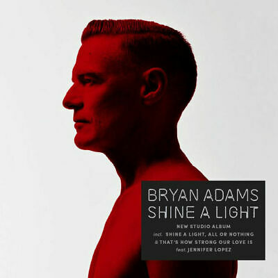 Bryan Adams Shine A Light  Vinyl LP NEW sealed