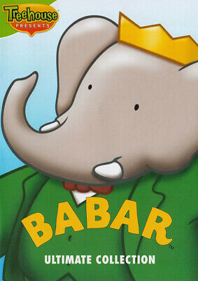 Babar Ultimate Collection (Dvd)