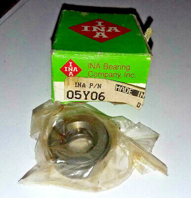 05Y06 INA New  old stock Thrust Ball Bearing
