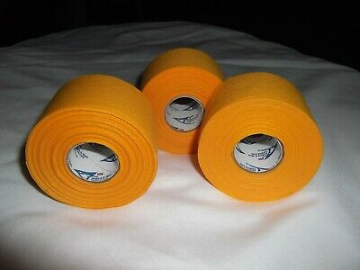 "GOLD MEDICAL TAPE  24 rolls  1.5""x15yds.    * COSMETIC SECONDS *"
