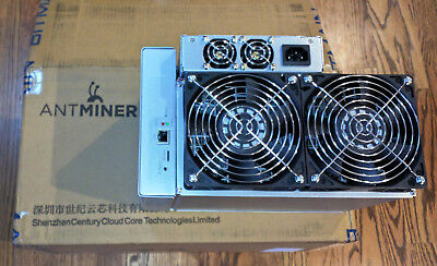 BITMAIN Antminer s15 28TH/s  ASIC Bitcoin BTC Miner w/PSU in U.S. ready to ship