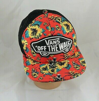 eb34eb2598ccd2 Vans Off The Wall Star Wars Yoda Trucker Mesh Hat May The Force be with you