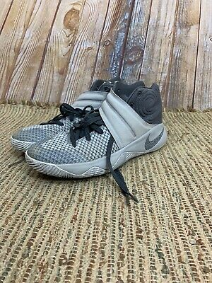 low priced 693fa 55a5d Nike Kyrie 2 Wolf Grey Mens Basketball Shoes Sneakers Size 8.5