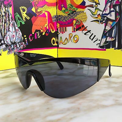 692e5c2117 GIANNI VERSACE black sunglasses UPDATE Mod. 674 Col. 852 BK with case