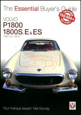 p1800 volvo 1800es buyers guide 1800e book essential buyer's murray 1800