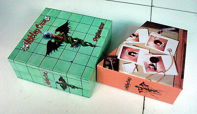 Motley Crue Dr. Feelgood PROMO EMPTY BOX for jewel case, japan mini lp cd
