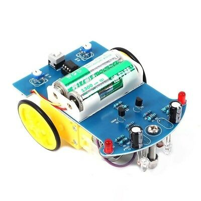 Intelligent Tracking Smart Car DIY Kits TT Motor for Intellectual Exercise