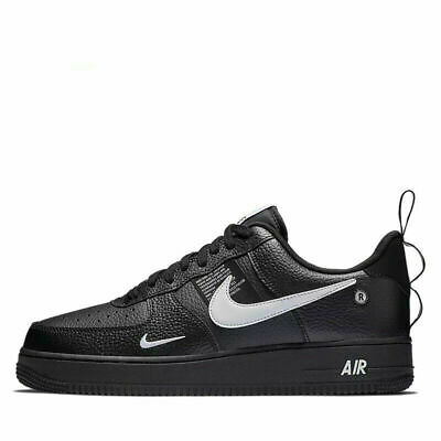 online store 81b94 7d800 NIKEAIR FORCE 1 ONE UTILITY LOW UK US 7 8 8.5 9 10 11 12 Schwarz