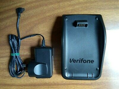 Verifone VX-690  BBT Bluetooth Charging Base with Power Adapter