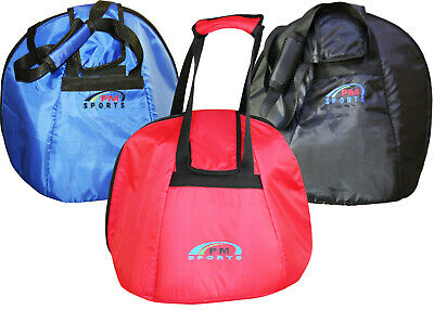 HELMET BAG FOR KARTING/RALLY/RACE AND FOR ANY CRASH HELMET IN THREE  COLOURs