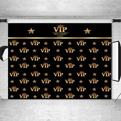 Red Carpet Event Photography Backgrounds VIP Photo Backdrops Studio Props