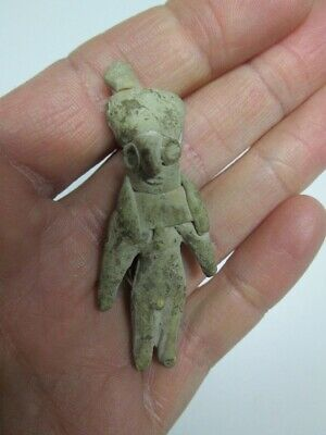 Ancient Indus Valley idol w/COA