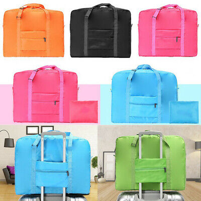 Portable Waterpoof Foldable Travel Luggage Baggage Storage Carry-On Duffle Bags