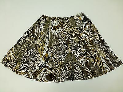 928b32f377 Allison Taylor Skirt Womens Size 14 Brown & Black Skirt Great Condition