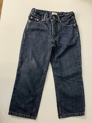 C P Company Boys Jeans Classic Straight Leg Fit Age 4 Years Size 104cm Gc