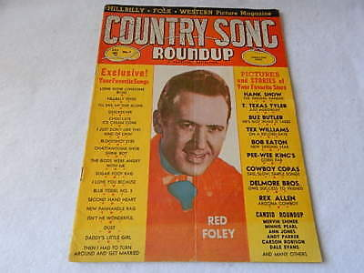 Vintage Country Song Roundup Vol 1 #7(August 1950)-Charlton Publication