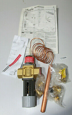 Danfoss AVTA Thermostatic water valve Therm. Temperaturregler 0- 30°C (C1294-R4)