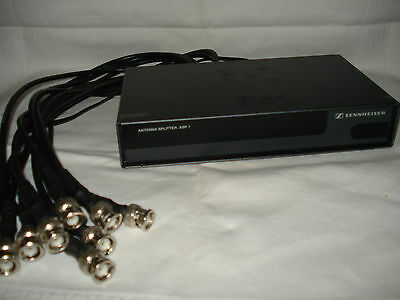 Sennheiser ASP1 Antenna Splitter and Power Distribution System + PSU (1203)