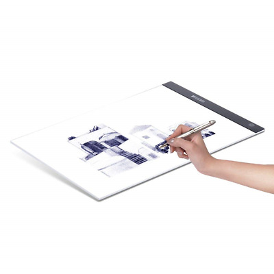 Aibecy Portable A3 LED Light Box Drawing Tracing Tracer Copy Board with Memory
