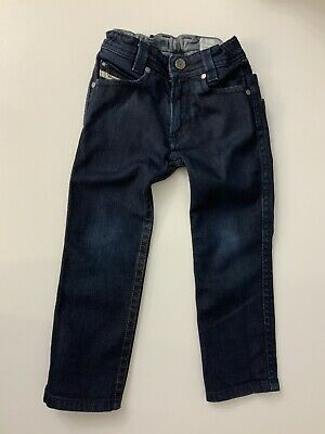 Diesel Boys Skinny Jeans  Stretch Age 3 Years Gc