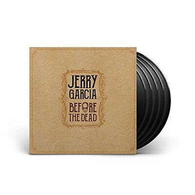 Jerry Garcia- Before The Dead  [5LP, 180gram] Limited Edition Box Set [Sealed]