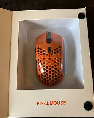 52f4639b5c2 FINALMOUSE ULTRALIGHT PRO White - Used in Excellent condition No Box ...