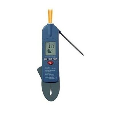3 in 1 Clamp, Probe & Infrared Thermometer For Legionella Water Testing Programs