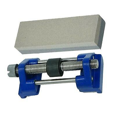 Honing Guide And Combination Sharpening Stone Set Chisels Plane Iron Carpenter