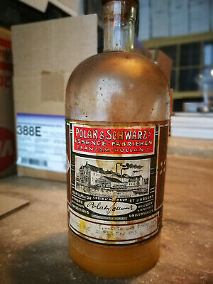 POLAK & SCHWARZ - TRIPLE SEC Essenz Aroma rare antique
