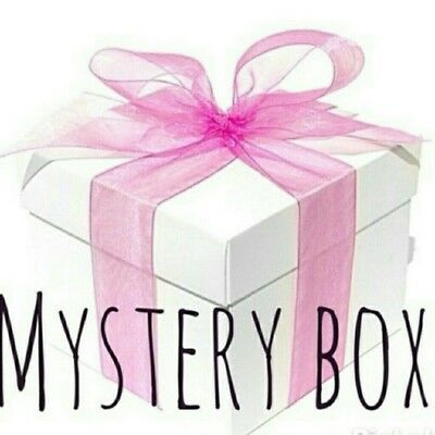 Box Of WONDER AND WEIRD new items! -CANADA. READ FIRST