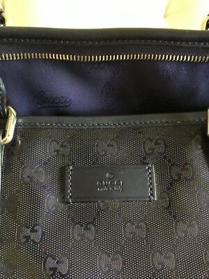 f362da8d800 LARGE GUCCI PURSE Brand New Without Tags plastic still on handles ...