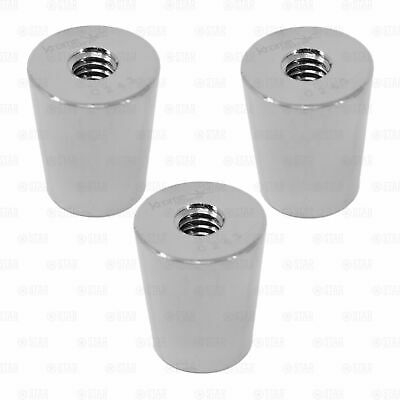 Chrome Ferrule for Beer Tap Handle or Faucet - repair or replace your old one!