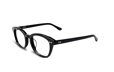 8bbdb1bd90747 CONVERSE EYEGLASSES BY JACK PURCELL P007 UF in Black 48mm