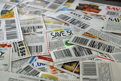 $25.00+ grocery coupons --- baby, pet, food, paper products --- varies