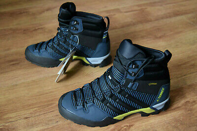 adidas Terrex Scope High GTX 39 40 40,5 Wanderschuhe BB4587 Trail Climb swift