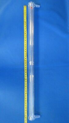 Ace Glass Chromatography Column Jacketed 600mm #11 Thred