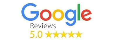 5 star Google US based review for Business 100% BASED IN AMERICA