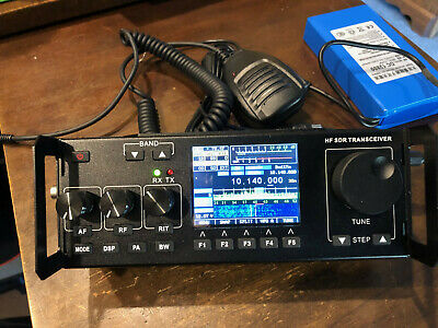 FM AM SSB HF 15/12/10 meters HAM Handheld CB Radio Amplifier