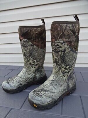 sold worldwide 2019 wholesale price attractive & durable MUCK MEN'S WOODY Arctic Ice Tall Insulated Waterproof Winter Boots, Mossy  Oak 10