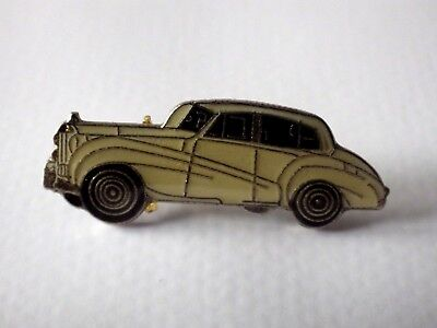 Pin's Vintage + Attachment Year 90 Automobile Collection/M022